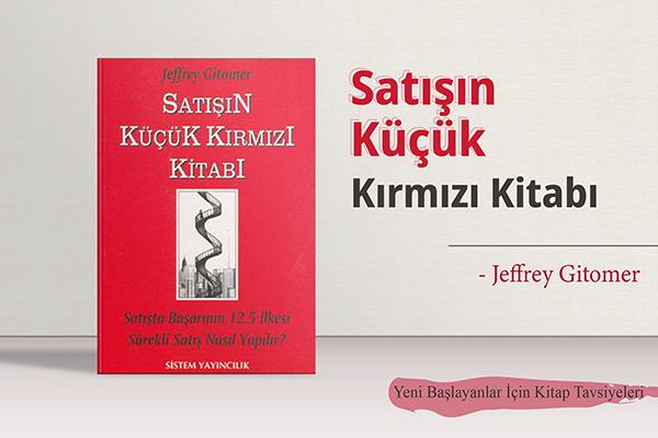 Yeni Başlayanlar İçin Kitap Tavsiyeleri / Satışın Küçük Kırmızı Kitabı