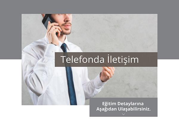 Telefonda İletişim
